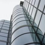 verre pour le bâtiment